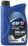 ELF EVOLUTION SXR 5W40 (1 л) синтетика